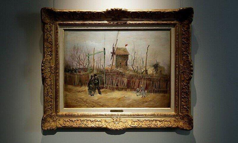Публике покажут картину Ван Гога, которую никто не видел более 100 лет
