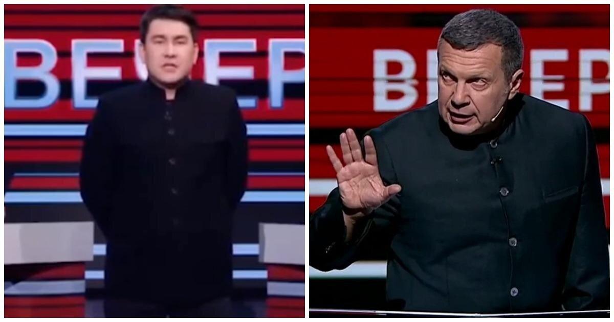 Канал ТНТ удалил пародию на Соловьева и Киселева из Youtube и онлайн-кинотеатра Premier
