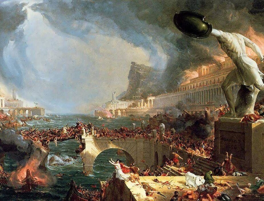 Кто уничтожил Александрийскую библиотеку?