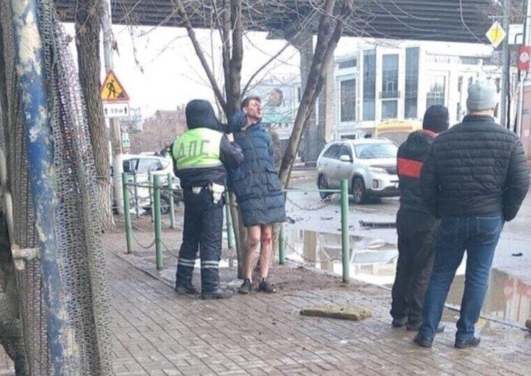 «Было много крови»: Очевидец рассказал подробности ДТП в Астрахани