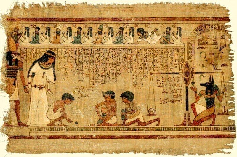 Найдено древнейшее руководство по мумификации