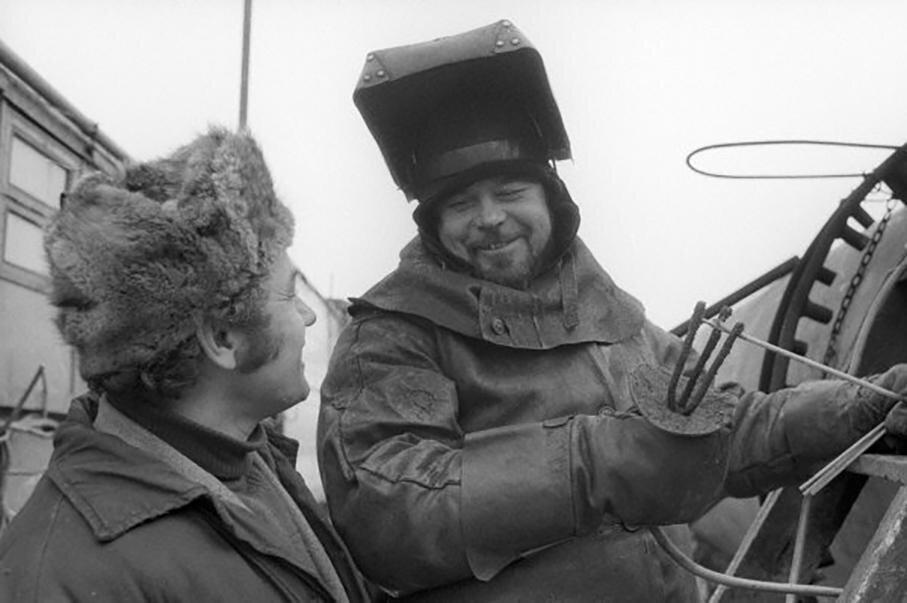 Великие люди Великой страны. 1981 год