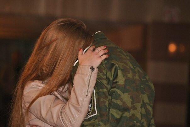 В Твери арестовали солдата из-за любви