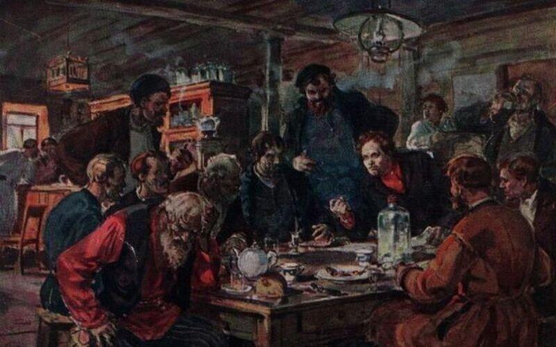 Немного любопытного из истории развития ресторанного бизнеса в России