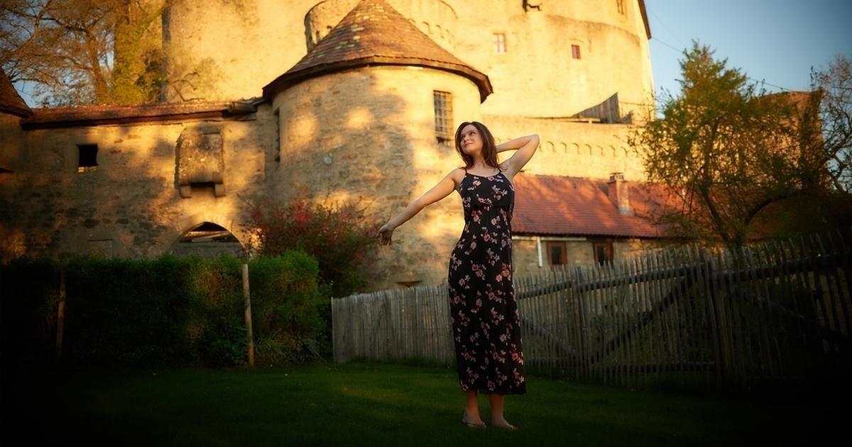Прелести и трудности жизни в средневековом замке 1482 года