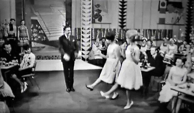 Забавные иностранные песни и танцы 60-х
