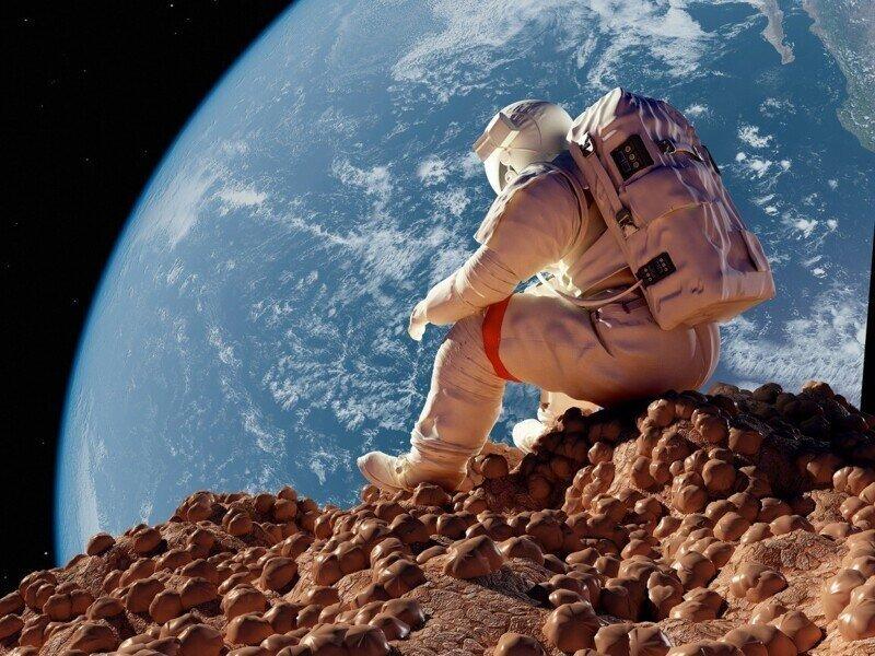 Российские космонавты завели свой блог