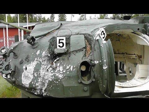 Как кумулятивные снаряды уничтожают танки