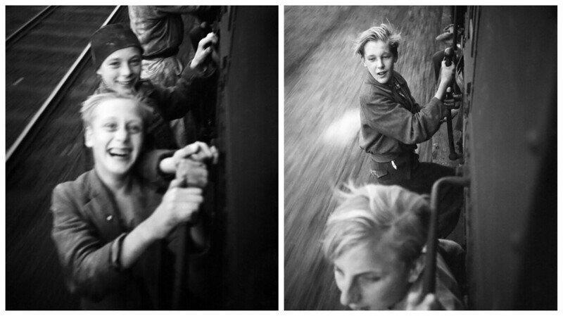 Так выглядит счастье: фотографии, сделанные в день освобождения Нидерландов 5 мая 1945 года