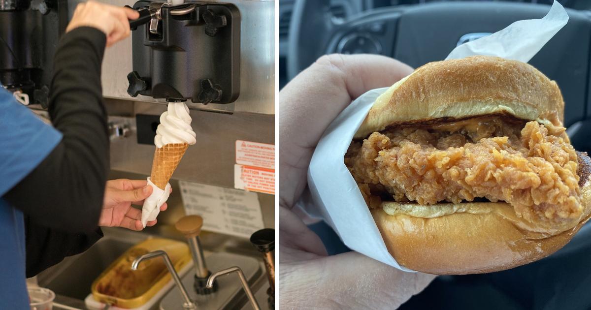 Работники фастфуд-сетей рассказали, какие 20 блюд лучше не заказывать никогда