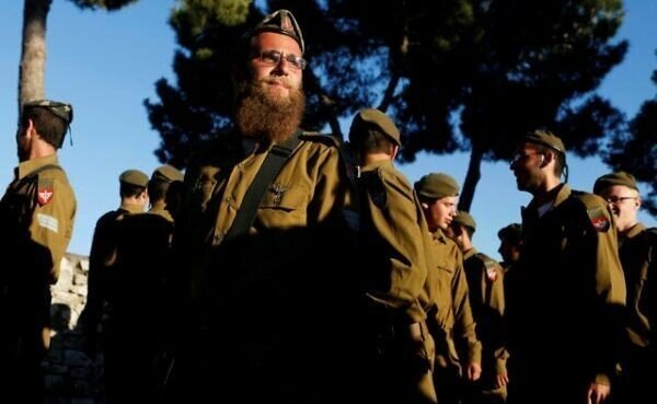 Два бородача бросили вызов израильской армии: «Понять и разрешить»