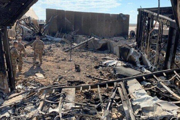 Американский военнослужащий погиб от страха во время ракетного обстрела авиабазы США в Ираке