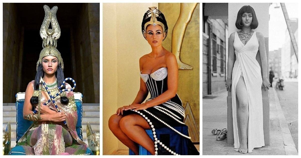 Египетская сила: все Клеопатры из мира кино
