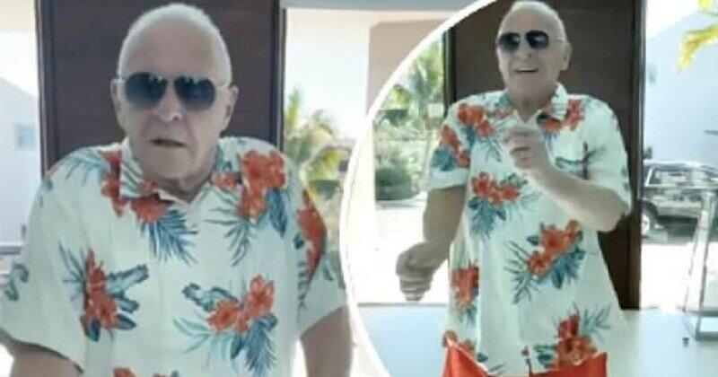 Энтони Хопкинс зажигает: актер сплясал для своих поклонников в соцсетях