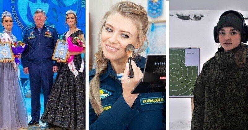 В России выбрали главную красавицу ВДВ