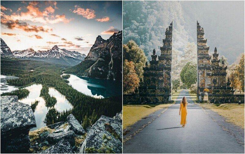 Путешествия и приключения на снимках Кая Гроссманна