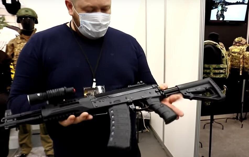 Следом за гражданской моделью TR-3, Калашников начнёт выпуск страйкбольного АК-12