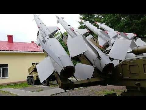 Взятые под контроль российскими военными сирийские ПВО сбили все израильские ракеты