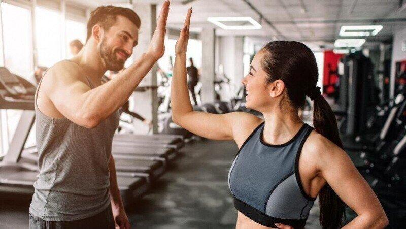Оформляем договор с фитнес-клубом