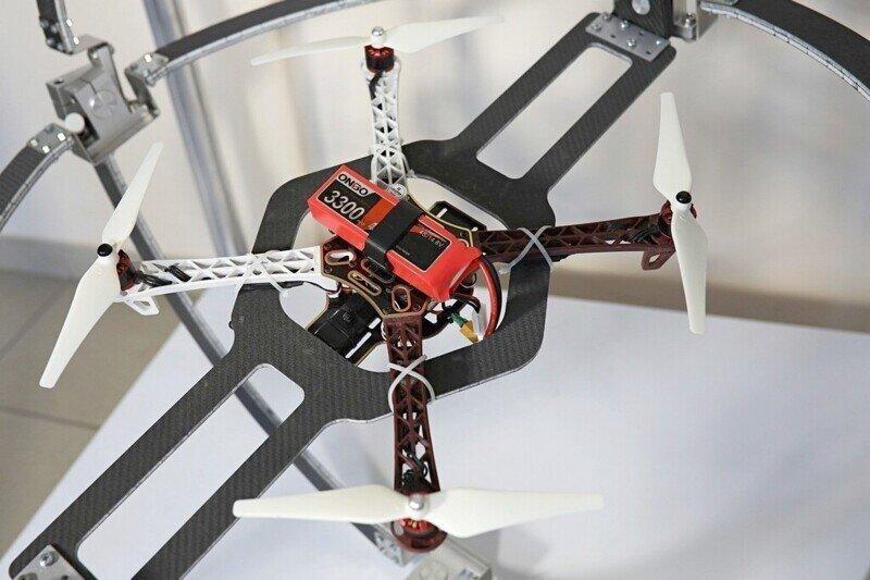Ученые Самарского университета создали программно-аппаратный тренажер для обучения операторов БПЛА