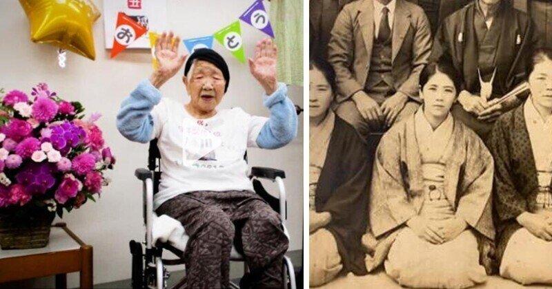 118 не помеха: старейшая жительница планеты в мае понесет Олимпийский огонь