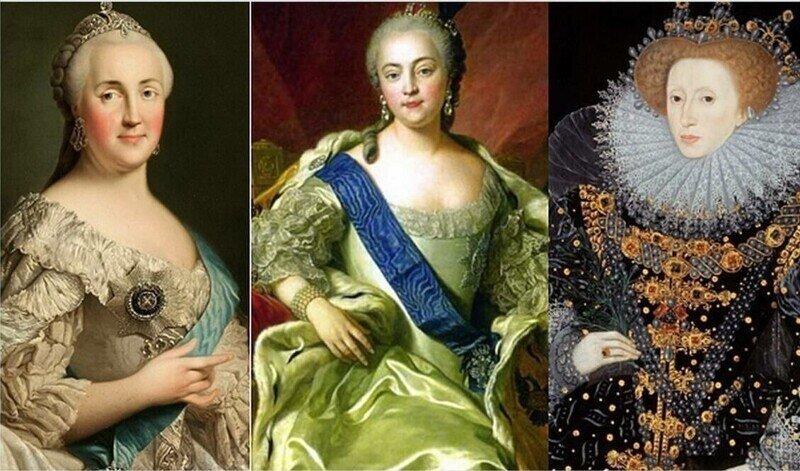 Женщины – правительницы государств