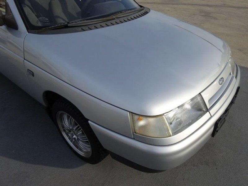 На продажу в США был выставлен ВАЗ-2110 с небольшим пробегом
