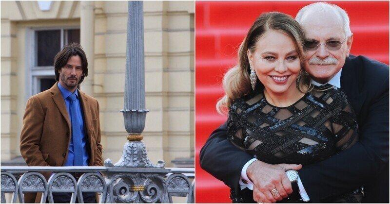 Актеры Голливуда, которые без ума от России
