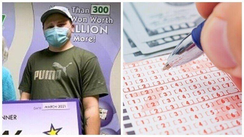Американец чуть не лишился лотерейного билета с выигрышем в миллион долларов