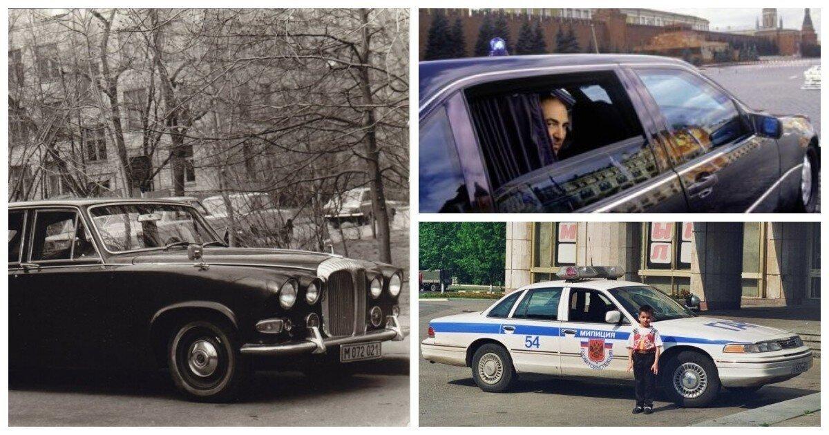 Какие иномарки попадались на московских дорогах в 90-х