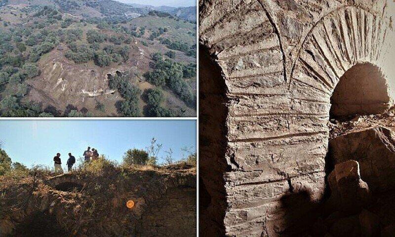 В Турции нашли гладиаторскую арену, похожую на Колизей