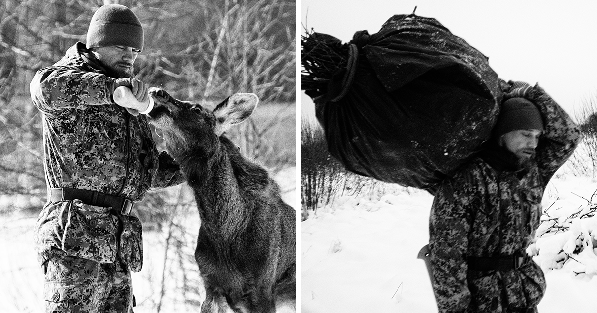 Как бывший спецназовец в одиночку спасает животных от браконьеров