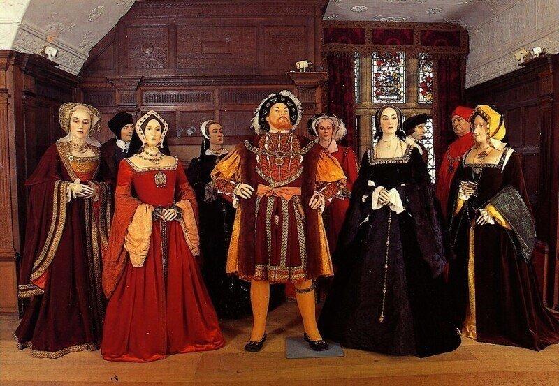 Поучительные исторические факты о романах и интрижках королей