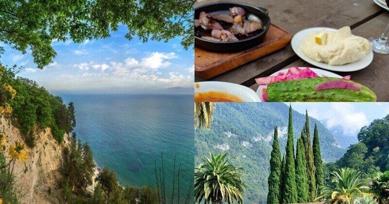 Турист отправился в Абхазию, чтобы развеять стереотипы о хапугах и обманщиках, и оказался в дураках