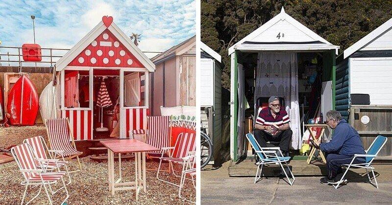 Британию захлестнул ажиотажный спрос на пляжные домики