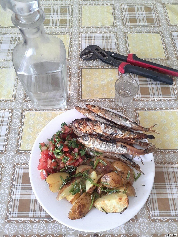обед рабоче-крестянский