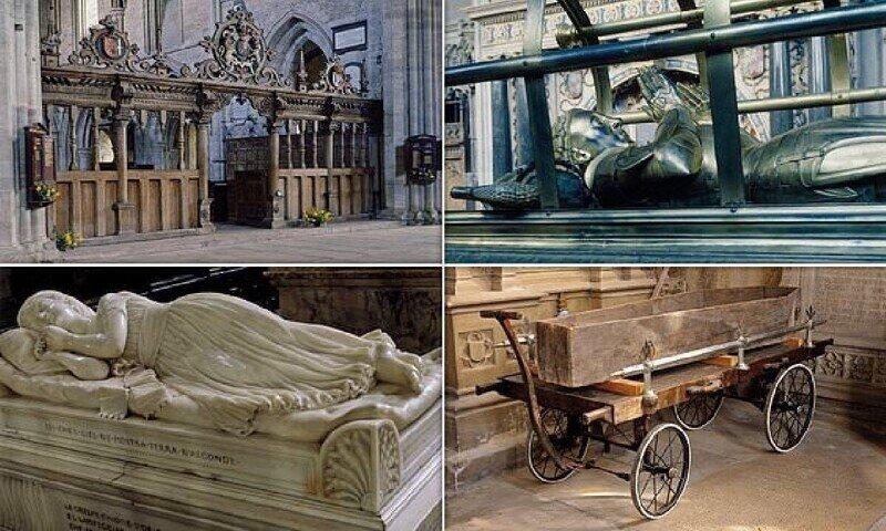 Сокровища английских церквей: окно в историю