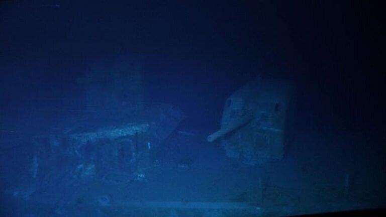 Исследователи добрались до самого глубокого места кораблекрушения в истории
