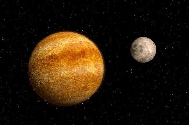 Что будет если заменить Луну другой планетой?