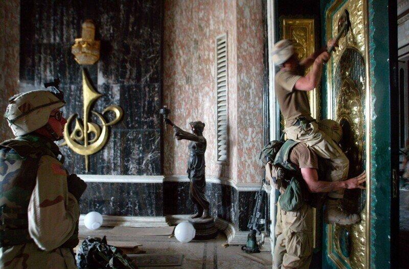 США грабили музеи Сирии