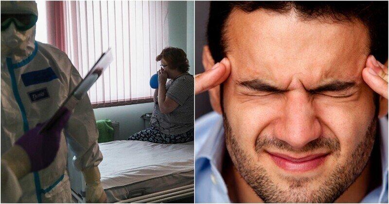 Коронавирус имеет серьезное влияние на психику