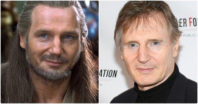 """Как изменились актеры трилогии приквелов """"Звездные войны"""" спустя 22 года"""