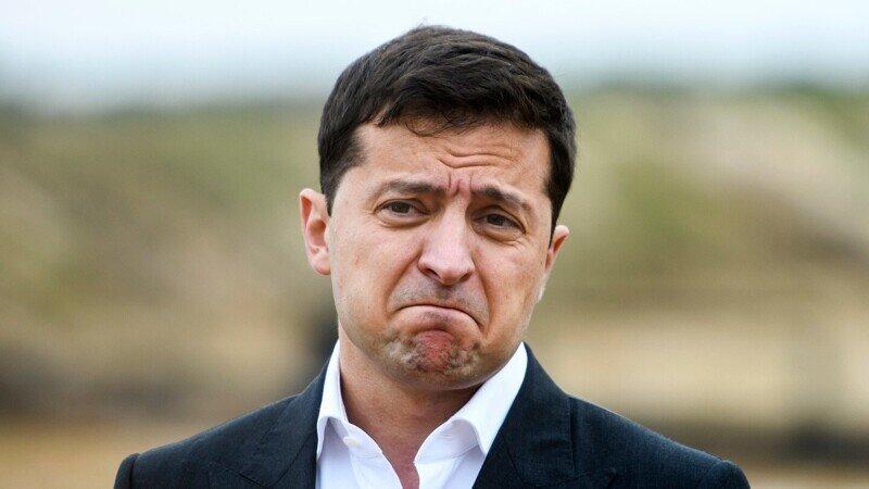 Президентство Зеленского провалилось по всем фронтам: как бывший комик полез в большую политику