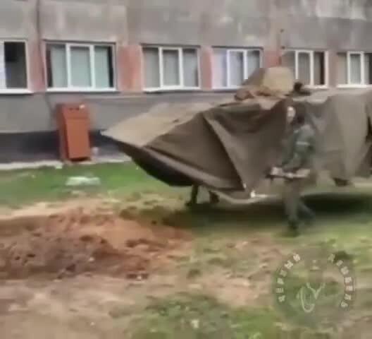 Как тебе такое, агрессивный блок НАТО?