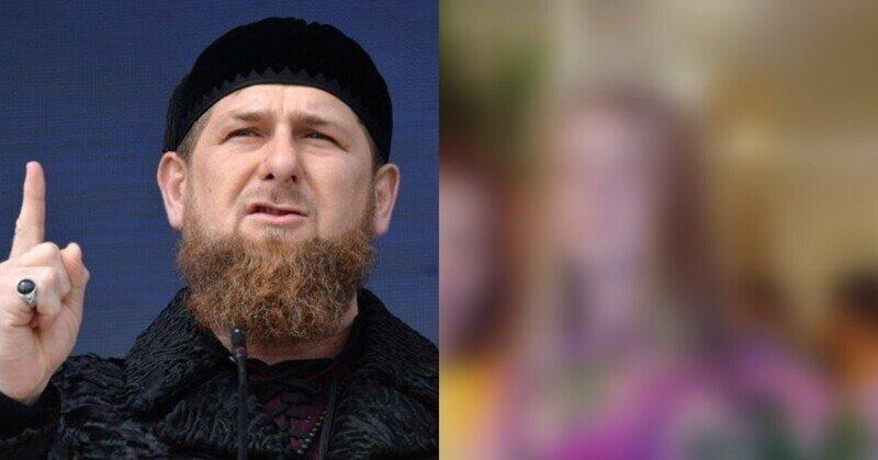 """Издание """"Проект"""" рассказало о полигамности Кадырова и показало его вторую жену"""