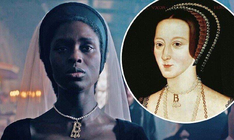 Вышел первый тизер сериала, в котором Анну Болейн сыграла темнокожая актриса