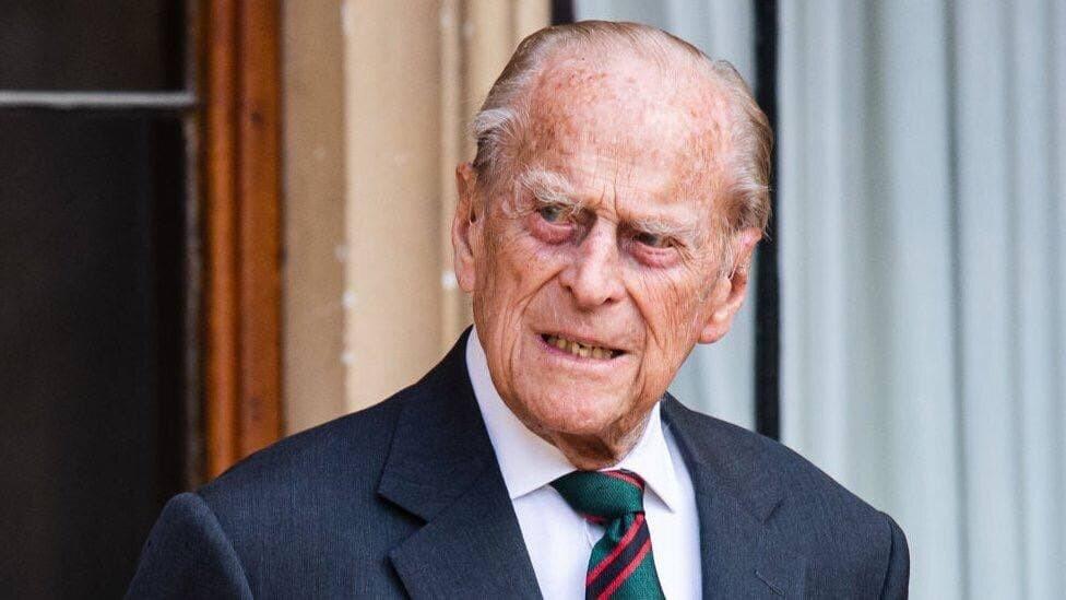 Скончался муж Елизаветы II принц Филипп