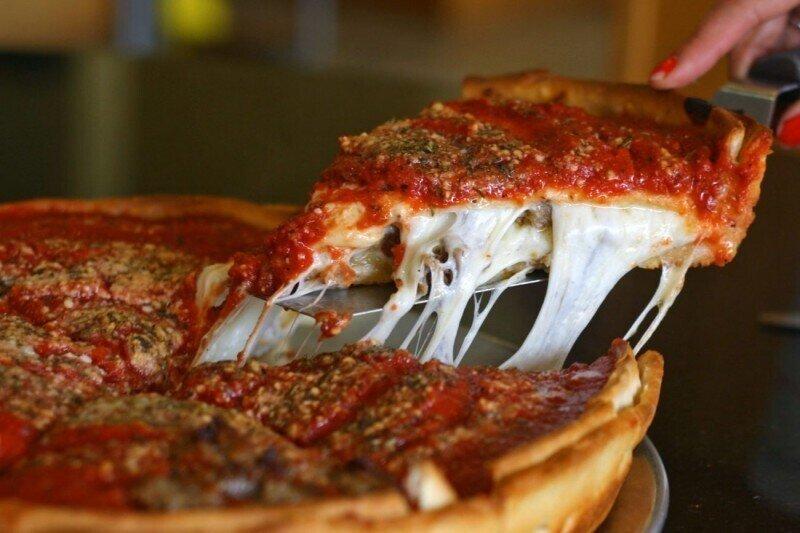 Пицца - флаг кулинарного Интернационала