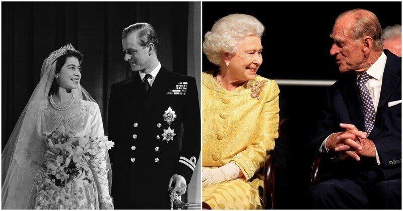 Елизавета Вторая и принц Филипп: королевская история любви