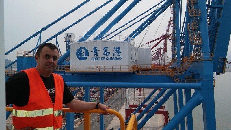 Мои командировки – Китай, Qingdao (Циндао)